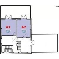 První patro / First floor